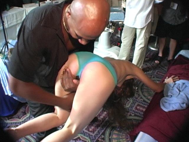 Sex at trade shows imagine