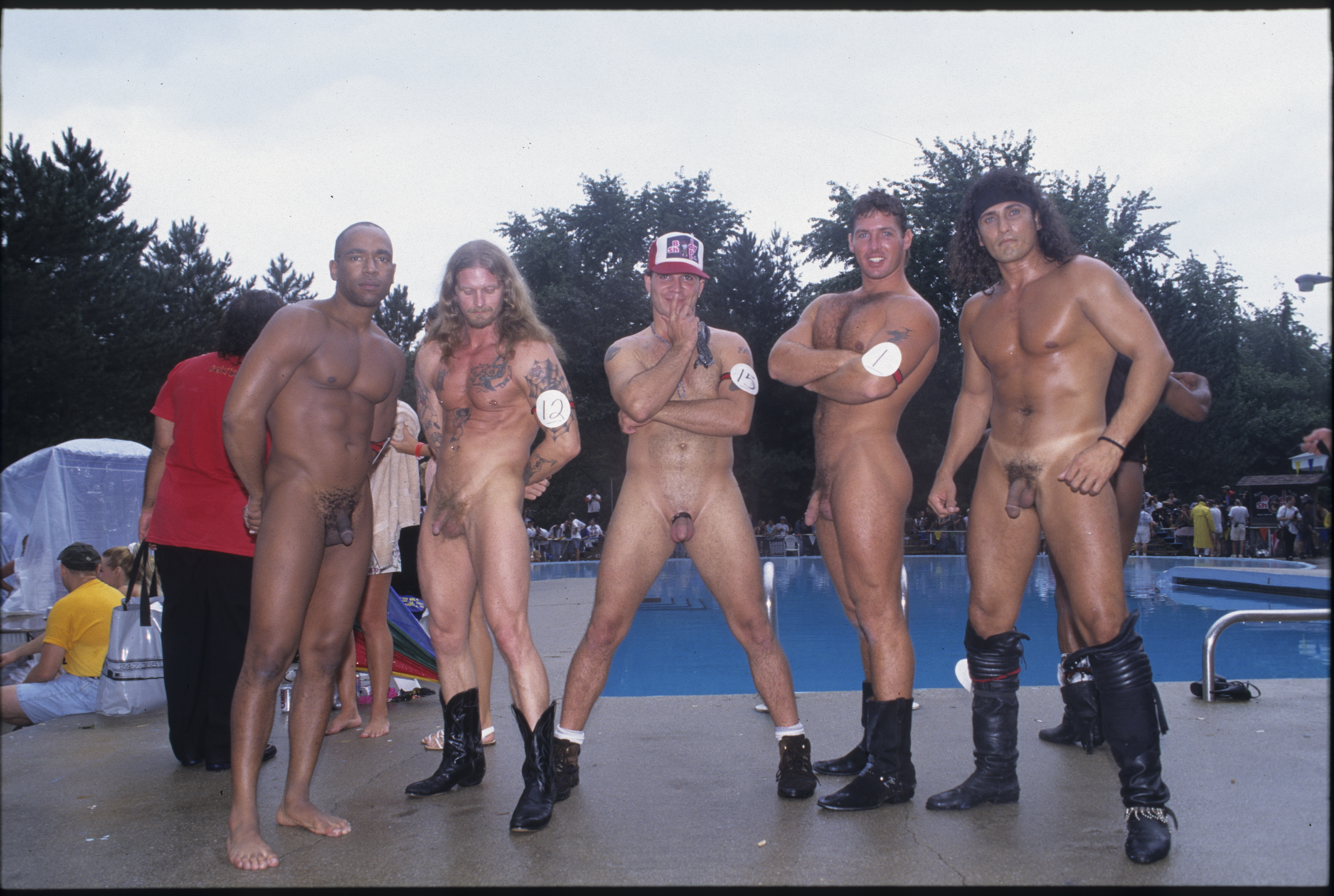 Mr nude north america photos