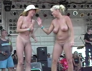 Silly coeds stripping contest-2291